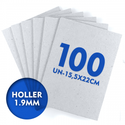 Papel Horlle 1.9mm - 4 un