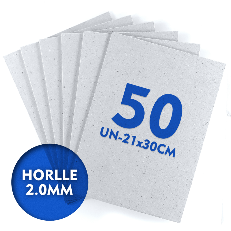 Papel Holer 1.0mm - 40x50cm 10un